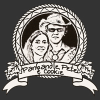 Panhandle Pete and Cookie Logo